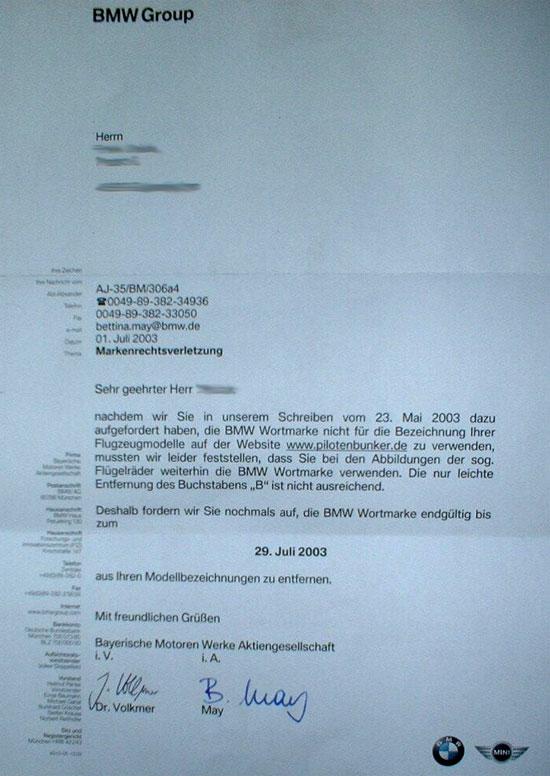 Brief der